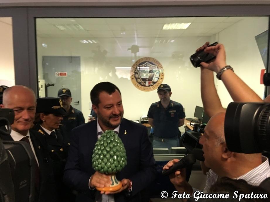 FOTO: GIACOMO SPATARO